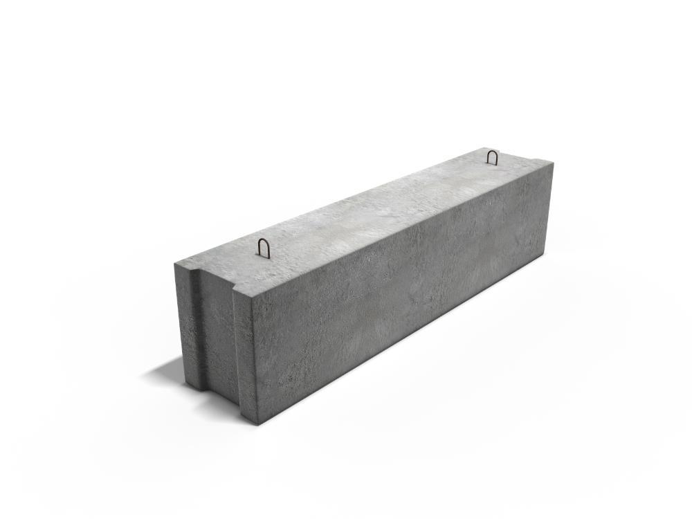 виды фундаментных блоков
